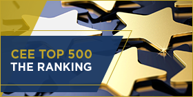 Coface CEE Top 500 - 2018 Edition - Stars