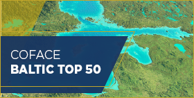 Coface Baltic Top 50 - 2019 izdanje