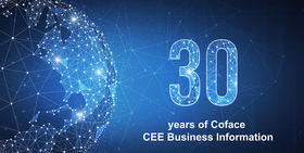 Coface CEE Business Information celebrates its 30th anniversary