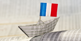 Corporate insolvencies in France: micro-entreprises in the wave's trough