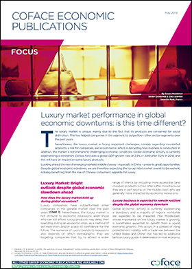 Luxury market performance